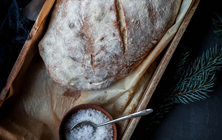 Homemade Bread, Munich